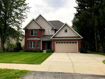 Palatine Single Family Home For Sale: 38 South Quentin Road