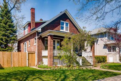 Oak Park Single Family Home For Sale: 805 South Harvey Avenue