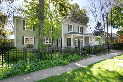 Geneva Single Family Home For Sale: 217 South 1st Street