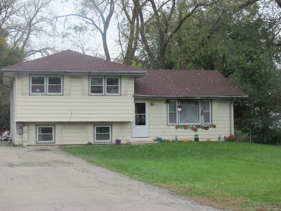 Warrenville Single Family Home For Sale: 3s137 Route 59 Highway