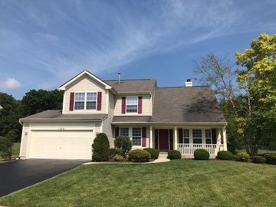 Antioch Single Family Home Price Change: 1349 Heron Drive