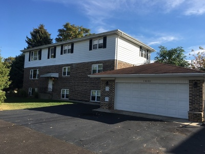 Palos Heights, Palos Hills Multi Family Home For Sale: 10600 South 82nd Court