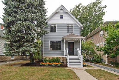 Oak Park Single Family Home For Sale: 713 North Marion Street