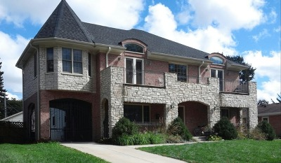 Mount Prospect Single Family Home For Sale: 505 North Wille Street