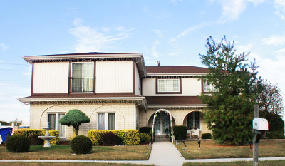 Palos Park Single Family Home For Sale: 10040 West Tanglewood Court