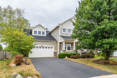 St. Charles Single Family Home Contingent: 550 Valley View Drive
