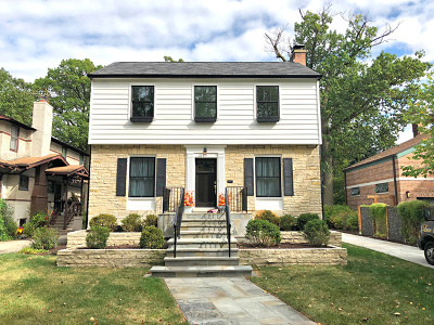 River Forest Single Family Home Price Change: 811 Forest Avenue
