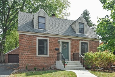Downers Grove Single Family Home Contingent: 4719 Woodward Avenue