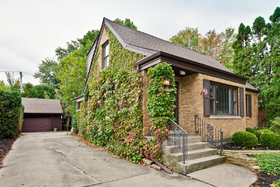 Mount Prospect Single Family Home Contingent: 309 North Wille Street