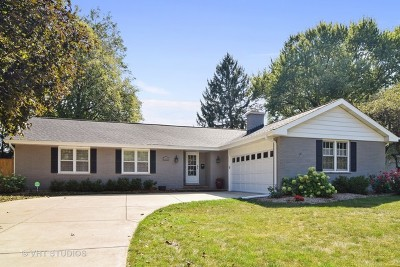 Wheaton Single Family Home Contingent: 188 Longfellow Drive