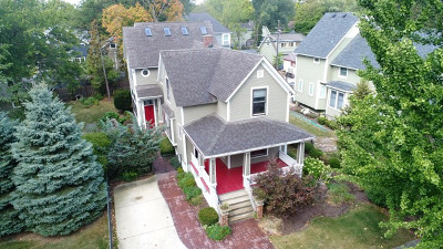 Downers Grove Single Family Home Contingent: 4640 Forest Avenue