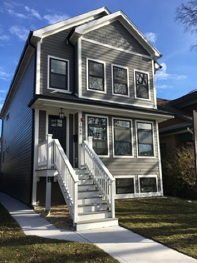 Oak Park Single Family Home For Sale: 1040 North Lombard Avenue