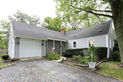 Downers Grove Single Family Home For Sale: 5813 Dunham Road