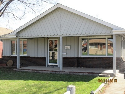 Melrose Park Single Family Home For Sale: 2029 Louis Street