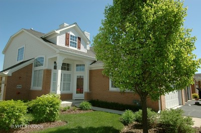 Lake Zurich Condo/Townhouse For Sale: 1040 Orchard Pond Court