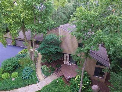 Rockford Single Family Home For Sale: 5810 Coachman Court