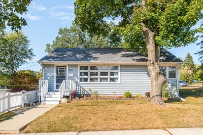 Bartlett Single Family Home Contingent: 240 East North Avenue