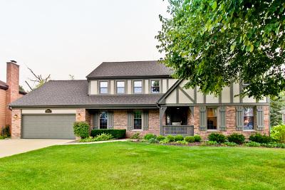 Hoffman Estates Single Family Home For Sale: 3925 Bordeaux Drive