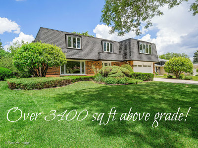 Darien Single Family Home Contingent: 1630 Holly Avenue
