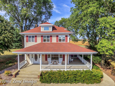 Oswego Single Family Home For Sale: 833 Plainfield Road