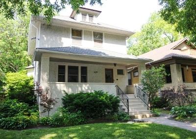 Oak Park Single Family Home For Sale: 625 Clarence Avenue