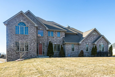 Rockford Single Family Home For Sale: 3904 Mackinaw Trail