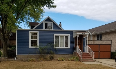 Niles Single Family Home For Sale: 7006 West Niles Terrace