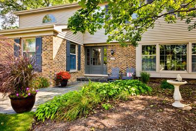 Barrington Single Family Home For Sale: 516 Lake Shore Drive North