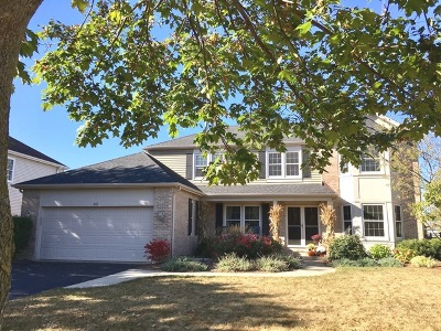 Cary Single Family Home For Sale: 310 Cottonwood Trail