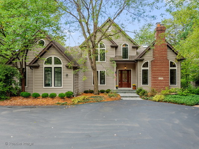 Downers Grove Single Family Home For Sale: 4530 Downers Drive