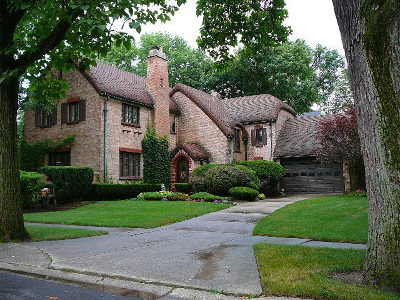 Flossmoor Single Family Home For Sale: 2410 Hawthorne Lane