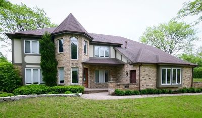 Oak Brook Single Family Home For Sale: 3709 Fairview Avenue