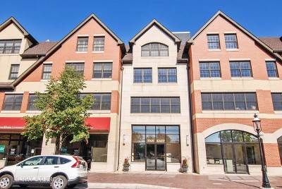 Riverside Condo/Townhouse For Sale: 10 East Burlington Street #3F