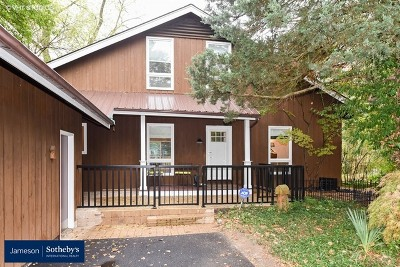 Downers Grove Single Family Home For Sale: 1919 Curtiss Street