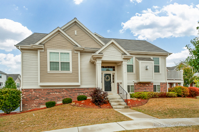 Winfield Condo/Townhouse Contingent: 0n074 Forsythe Court