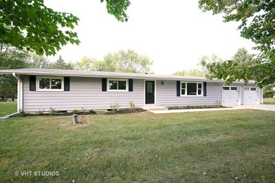 St. Charles Single Family Home Contingent: 41w178 Empire Road