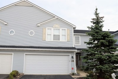 Romeoville Condo/Townhouse Re-activated: 191 Key Largo Drive #191