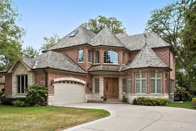 Wilmette Single Family Home For Sale: 2801 Orchard Lane