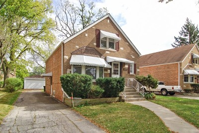 Broadview Single Family Home For Sale: 2537 South 14th Avenue