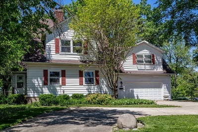 Homewood Single Family Home For Sale: 18104 Park Avenue