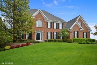 St. Charles Single Family Home For Sale: 3n869 Emily Dickinson Lane