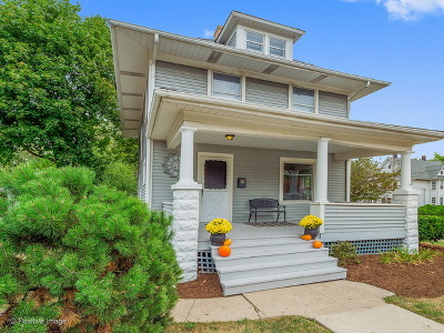 Wheaton Single Family Home Contingent: 203 West Roosevelt Road West