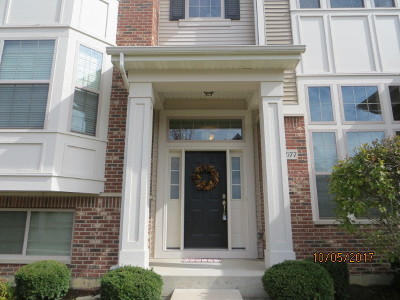 Winfield Condo/Townhouse For Sale: 0n077 Vermont Court