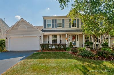 Carol Stream Single Family Home Contingent: 1380 Iris Avenue