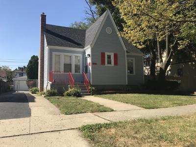 Evergreen Park Single Family Home Contingent: 9324 South Homan Avenue