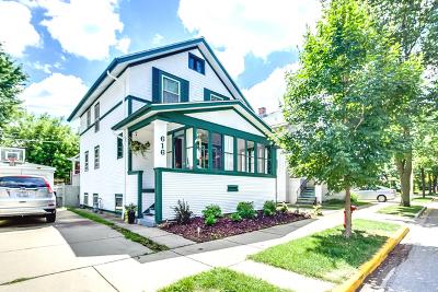 Oak Park Single Family Home For Sale: 616 Carpenter Avenue
