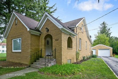 Algonquin Single Family Home For Sale: 233 Highland Avenue