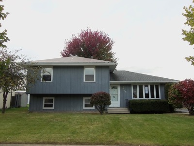 Plainfield Single Family Home Contingent: 2409 Ruth Fitzgerald Drive