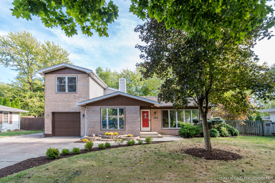 St. Charles Single Family Home For Sale: 1809 Pleasant Avenue