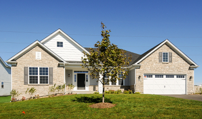 Naperville Single Family Home Price Change: 883 Heatherfield Circle